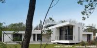 JOURNEES D'ARCHITECTURES A VIVRE  2016 - VISITE MAISON CONTEMPORAINE A TOULOUSE ET PERNES LES FONTAINES