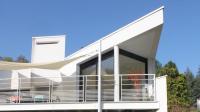 MAISON D'ARCHITECTE CONTEMPORAINE TOIT PLAT EN LIMOUSIN / GUERET / CREUSE
