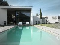 JOURNEES D'ARCHITECTURE A VIVRE 2017 - VISITE MAISONS CONTEMPORAINES JP PEYRIERES à TOULOUSE et en CORSE DU SUD