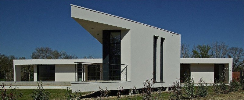 Journees d 39 architectures a vivre 2015 visite maison for Visite virtuelle maison moderne